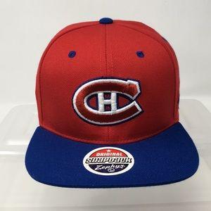 Zephyr's NHL Canadiens Original SnapBack